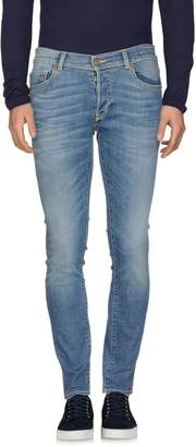 Maison Clochard Denim pants - Item 42672618QL