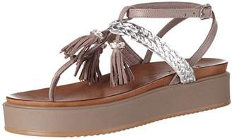 9851cc73ca71d1 Flat Multi Colour Sandals - ShopStyle UK