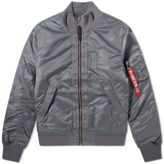 Alpha Industries Top Gun Rib Collar Jacket