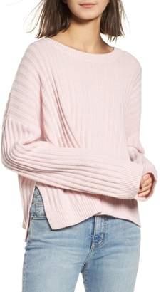 Rails Joelle Rib Wool & Cashmere Sweater