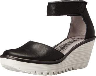 Fly London Women's YAND709FLY Wedge Sandal