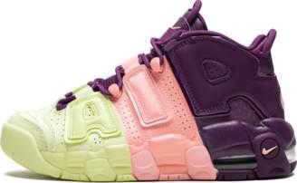 Nike More Uptempo (GS) Citron Tint/Pink Tint