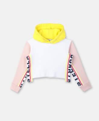 Stella McCartney logo hoodie