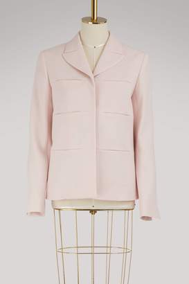 Carven Virgin wool short jacket