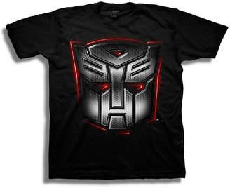 Freeze Transformers Graphic T-Shirt-Big Kid Boys