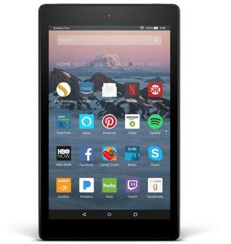 """Amazon Fire HD 8 with Alexa (8"""" HD Display Tablet) $35 thestylecure.com"""