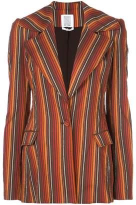 Rosie Assoulin striped blazer