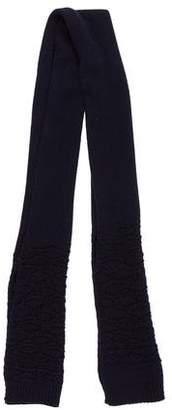 Prada Knit Scarf