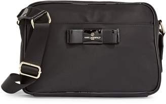 Karl Lagerfeld Paris Penny Bow Crossbody Bag