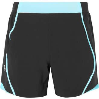 Under Armour Speedpocket Linerless Stretch-Shell Shorts