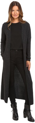 The Kooples Cashmere Long Cardigan $495 thestylecure.com