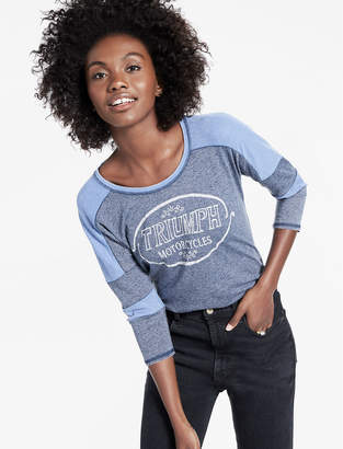 Lucky Brand TRIUMPH THERMAL TEE