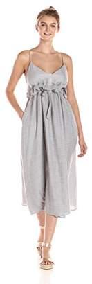 Mara Hoffman Women's Paper Bag Waist Midi Skirt