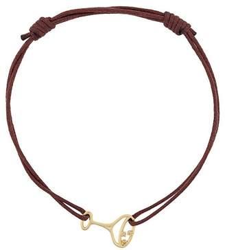 ALIITA champagne glass bracelet