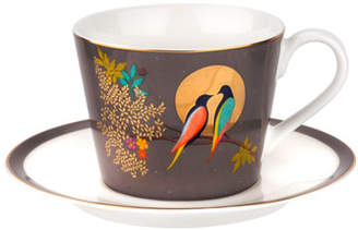 Portmeirion Sara Miller Teacup and Saucer