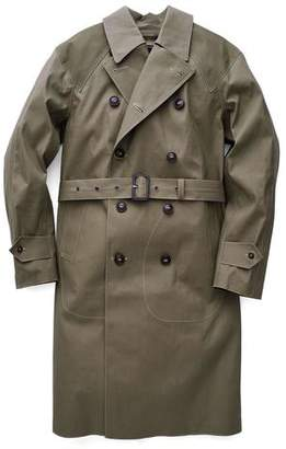 Todd Snyder + Mackintosh Belted Dornoch Trenchcoat