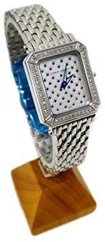 Charles Jourdan (シャルル ジョルダン) - 腕時計CHARLES JOURDAN(シャルルジョルダン)98.22.2 レディース ダイヤモンド サファイア(サファイヤ) 埋め込み