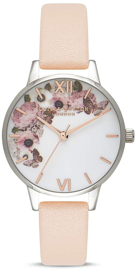 Signature Florals Watch, 30mm