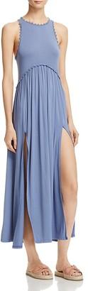 POL Double-Slit Maxi Dress - 100% Exclusive $98 thestylecure.com