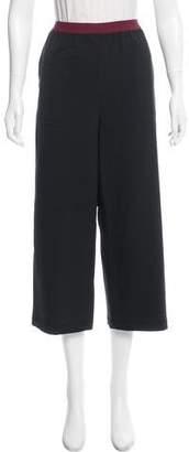 Antonio Marras High-Rise Straight-Leg Pants w/ Tags