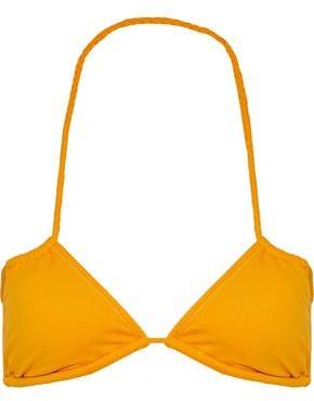 Eberjey Beaded Triangle Bikini Top