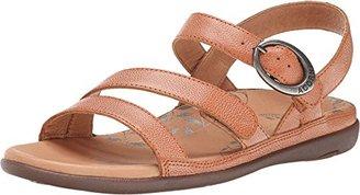 ACORN Women's Prima Ankle Dress Sandal $95 thestylecure.com