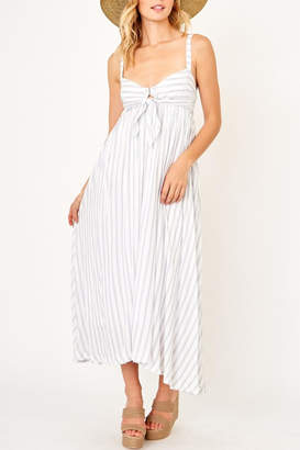 Olivaceous Weekender Maxi