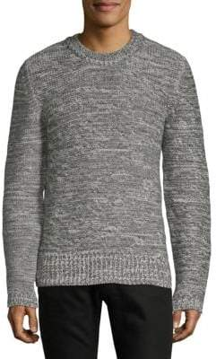 Maison Margiela Marled Crewneck Sweater