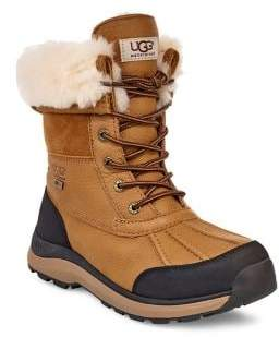 UGG Adirondack III Shearling Quilted Boots