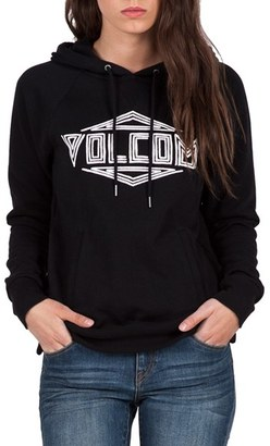 Women's Volcom Comin' Back Graphic Hoodie $49.50 thestylecure.com