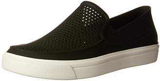 Crocs (クロックス) - [クロックス] スニーカー シティレーン ロカ スリップオン ウィメン 204622 Black W8(24 cm)