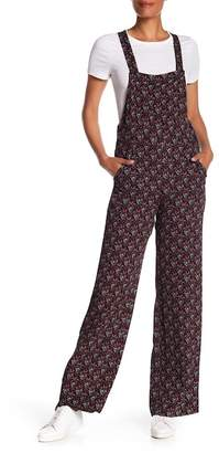 A.L.C. Kitt Patterned Silk Jumpsuit