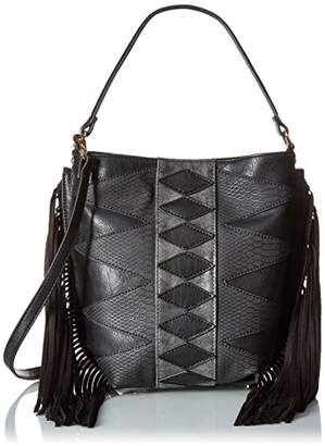 Steve Madden Hutch Shoulder Handbag $78 thestylecure.com