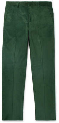 Joseph Ernest Cotton-Corduroy Trousers