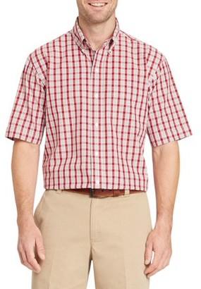 Arrow Men's Short Sleeve Hamilton Poplin Shirt