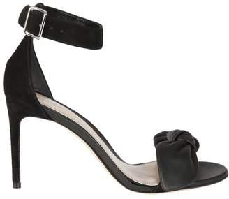 Alexander McQueen Bow Sandals