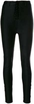 Unravel Project corset front trousers
