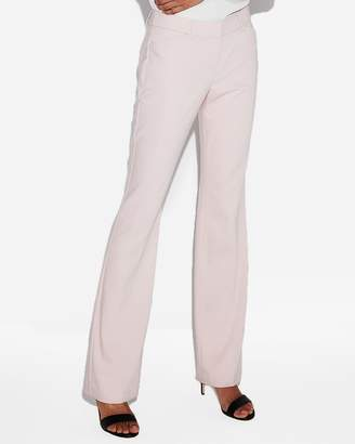 Express Low Rise Barely Boot Editor Pant