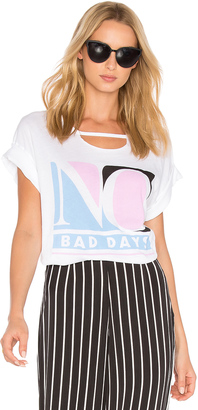 Wildfox Couture No Bad Days Tee $64 thestylecure.com