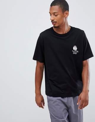 Cheap Monday Flex Skull T-Shirt