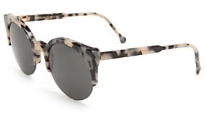 Super Sunglasses Lucia Sunglasses: Tortoise