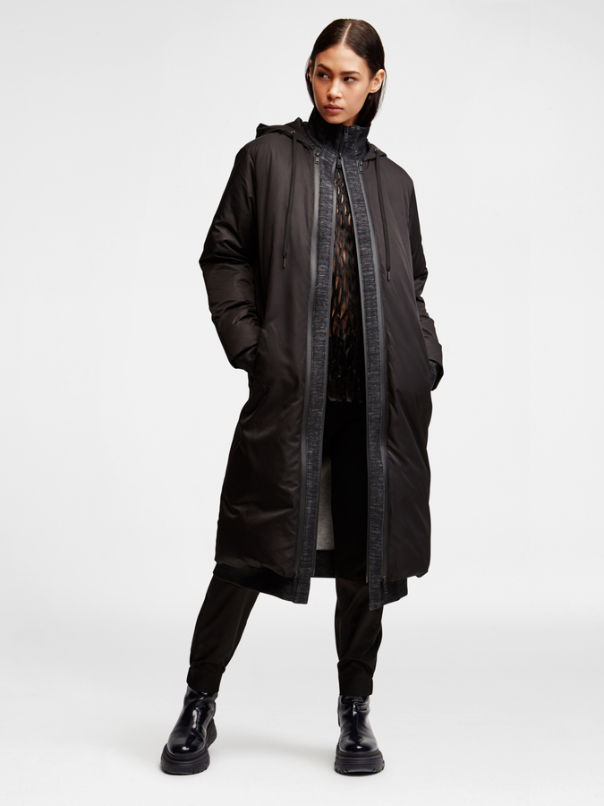 DKNYDKNY Pure Double Layer Down Coat