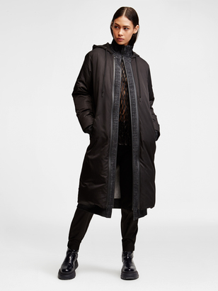 DKNY Pure Double Layer Down Coat $998 thestylecure.com