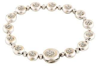 Chimento 18K Diamond Link Bracelet