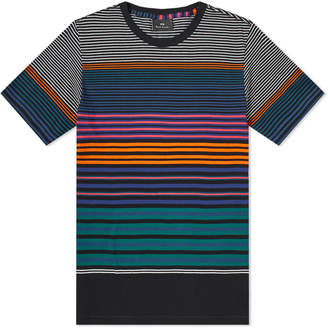 Paul Smith Multi Stripe Tee