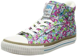 British Knights Women's Dee Low-Top Sneakers Pink Size: 4