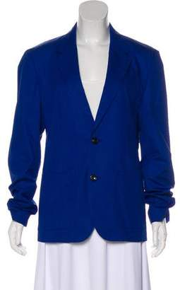 Marc by Marc Jacobs Structured Long Sleeve Blazer
