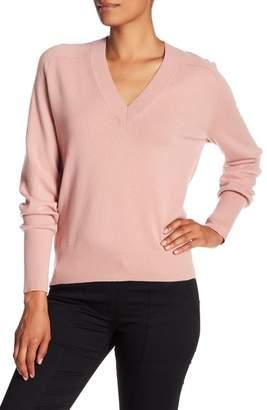 Veronica Beard Deacon Cashmere V-Neck Sweater