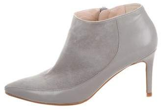 LK Bennett Leather Ankle Boots