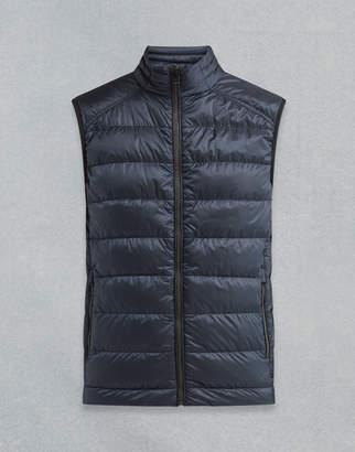 Belstaff Rodings Quilted Vest Black
